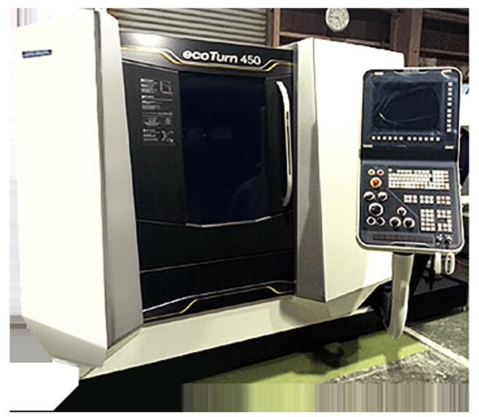 DMG森精機CNC旋盤ECOTURN450